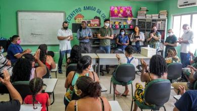 Photo of Rubens Jr participa de debate sobre o papel da mulher na política