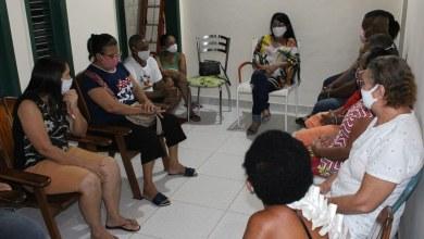 Photo of Vereadora Fátima Araújo reúne com moradores do bairro João de Deus