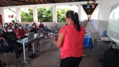Photo of Prefeitura de Bequimão discute retorno às aulas da rede municipal