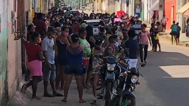 Photo of Em Cururupu-MA, distanciamento social em casa lotérica, nem pensar!