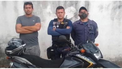 Photo of Moto roubada em Alcântara é recuperada em Pinheiro-MA