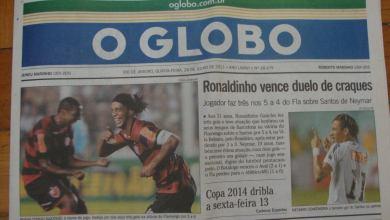 Photo of Jornal O GLOBO completa 95 anos de história