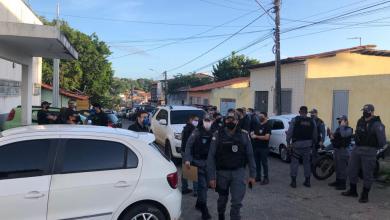 Foto de Polícia prende 18 bandidos de facção em São José de Ribamar-MA