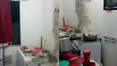 Photo of Explosão de gás deixa uma pessoa ferida no Condomínio Vitória São Luís