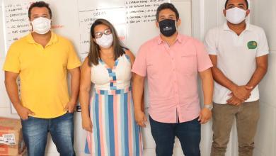 Foto de Osmar Filho destina 100 mil reais para projeto ambiental da ACIB