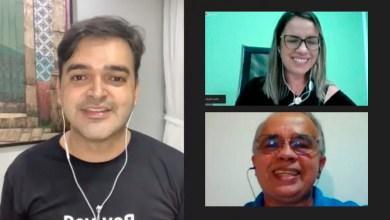 Photo of Diálogos por São Luís com Rubens Jr reúne virtualmente 150 pessoas