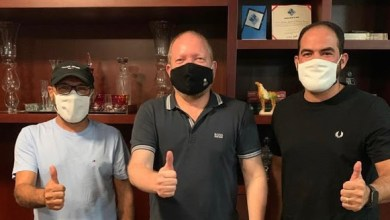 Foto de Othelino Neto garante apoio aos pré-candidatos Paulo Curió e Leandro Moura