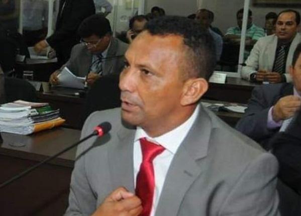 Pré-candidato a vereador Paulo César
