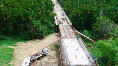 Foto de Construção de pontes leva desenvolvimento para várias regiões do MA
