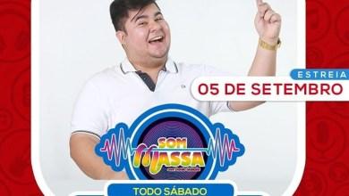 Foto de Danilo Quixaba é a nova contratação da rádio Universidade FM