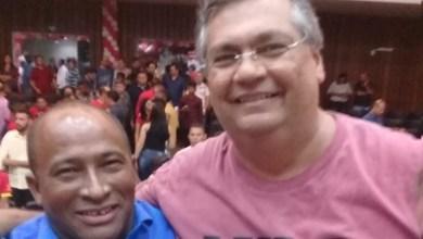 Foto de PERI MIRIM-MA: Flávio Dino declara apoio a Heliezer do Povo