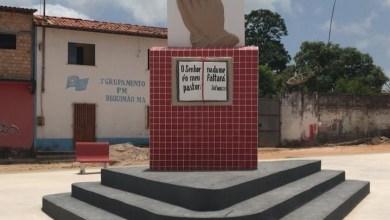 Foto de Prefeitura de Bequimão revitaliza Praça da Bíblia