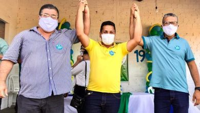 Foto de Alcântara-MA: Podemos oficializa Sargento Leitão como candidato a prefeito
