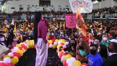 Photo of AGORA É OFICIAL: Fátima Araújo é candidata a vereadora pelo PCdoB