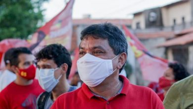 Foto de Márcio Jerry se solidariza com jornalista perseguido por Eduardo Braide