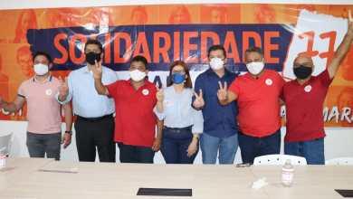 Foto de ELEIÇÕES 2020: Solidariedade de Carlos Madeira declara apoio a Rubens Jr