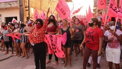 Foto de Confira a agenda de campanha da vereadora Fátima Araújo (PCdoB-65.223)