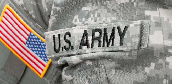 armia amerykańska, wojsko