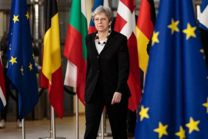 Image result for EU Official Described PM's Brexit Plans as Dead, MP Claims