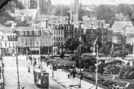 A photo of Rothesay in 1936 by ArgyllFoto