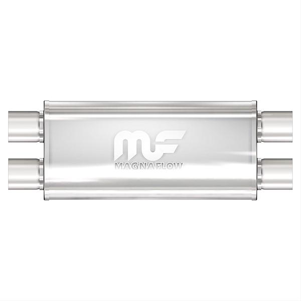 magnaflow tru x enclosed x pipe muffler