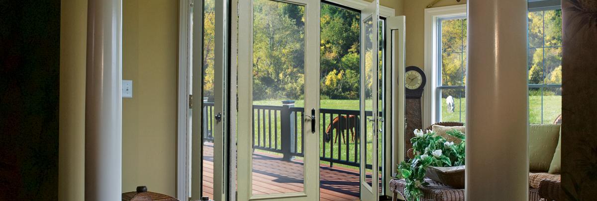 screen vented sidelites therma tru doors
