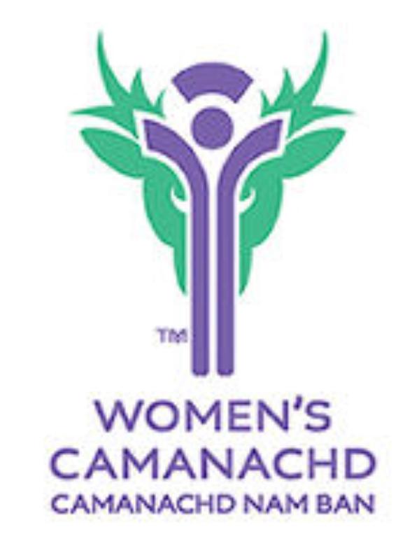 Women's Camanachd Association Logo