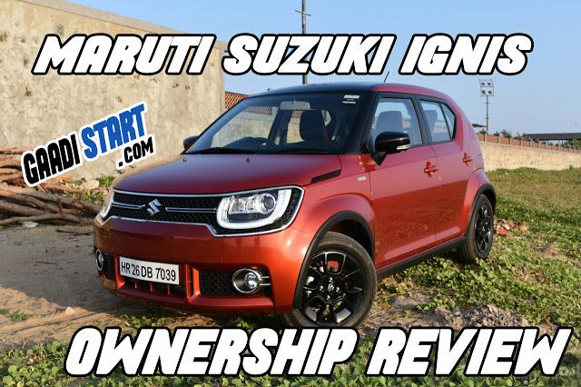 Maruti Suzuki Ignis Ownership