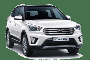 auto transmission car rentals in goa hyundai creta