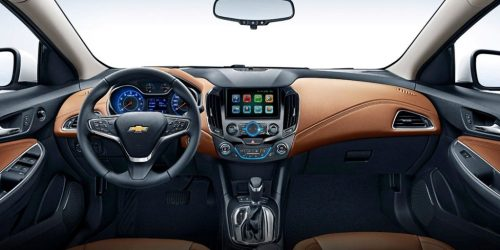 2016 Chevrolet Cruze India Interior