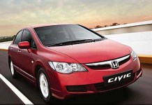 Honda India Civic 2006