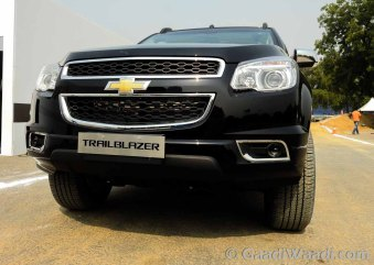 Chevrolet Trailblazer Launched in India-13
