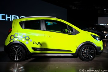 Chevrolet beat Cross unveiled at auto expo-3
