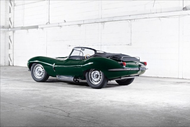 Jaguar_XKSS_rear