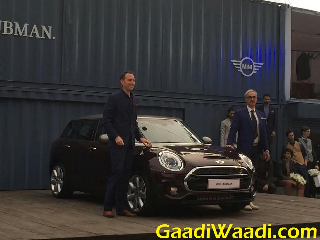 Mini Cooper Clubman All4 India 4