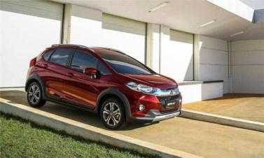 Honda WR-v India Launch1