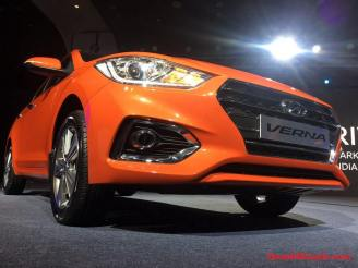 2017 Hyundai Verna Launched in India, Price, Specs, Engine, Mileage, Features, Interior 5
