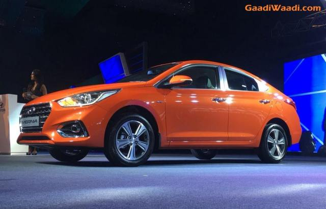 2017 Hyundai Verna Launched in India, Price, Specs, Engine, Mileage, Features, Interior 7