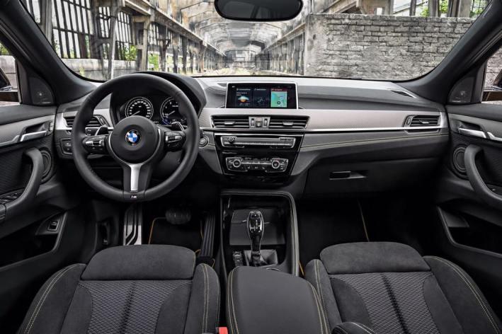 BMW X2 SUV Revealed - India Launch, Price, Engine, Specs, Features, Interior 11