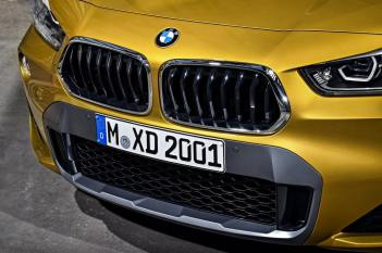 BMW X2 SUV Revealed - India Launch, Price, Engine, Specs, Features, Interior, Front Grille
