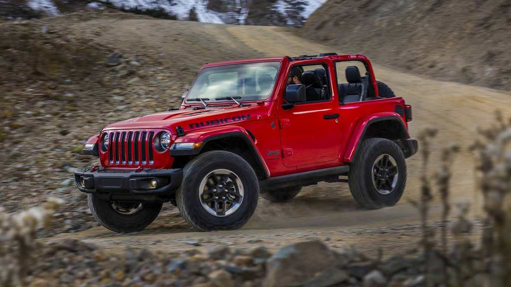 2018 Jeep Wrangler SUV India Launch, Price, Engine, Specs, Features, Interior, Review 2