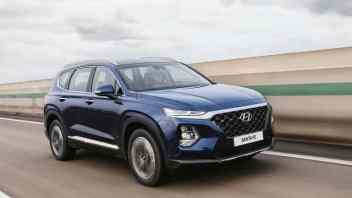 2019 Hyundai Santa Fe 1