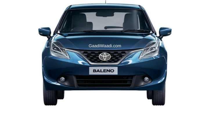 Toyota Premium Hatchback Based On Baleno 1