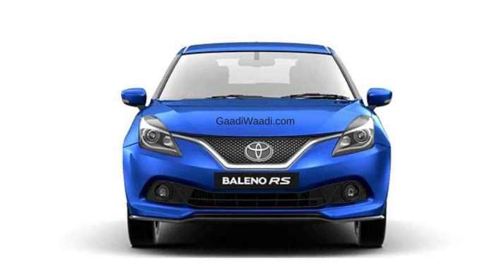 Toyota Premium Hatchback Based On Baleno 2