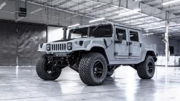 Mil-Spec Automotive Hummer H1_