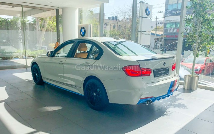 This Dealer-Level BMW 3-Series Custom Body Kit Costs Rs. 5 Lakh-1