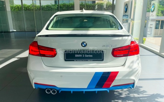 This Dealer-Level BMW 3-Series Custom Body Kit Costs Rs. 5 Lakh-10