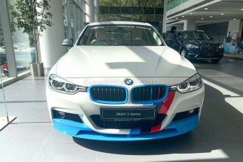 This Dealer-Level BMW 3-Series Custom Body Kit Costs Rs. 5 Lakh-15