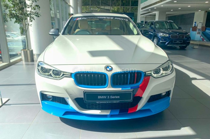 This Dealer-Level BMW 3-Series Custom Body Kit Costs Rs. 5 Lakh-2