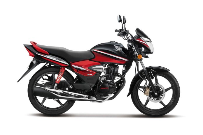 honda cb shine limited edition 1